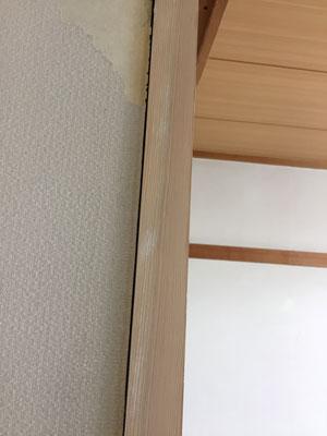 和室 押入付け柱