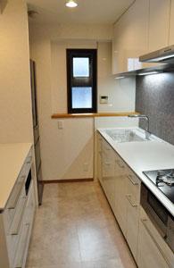2型キッチン