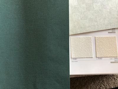 壁紙カットサンプル