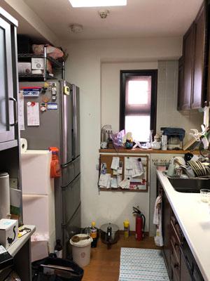 既存閉鎖型キッチン02